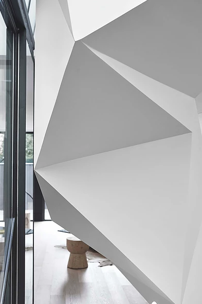 Inspiration Origami Architecture Prado Designs